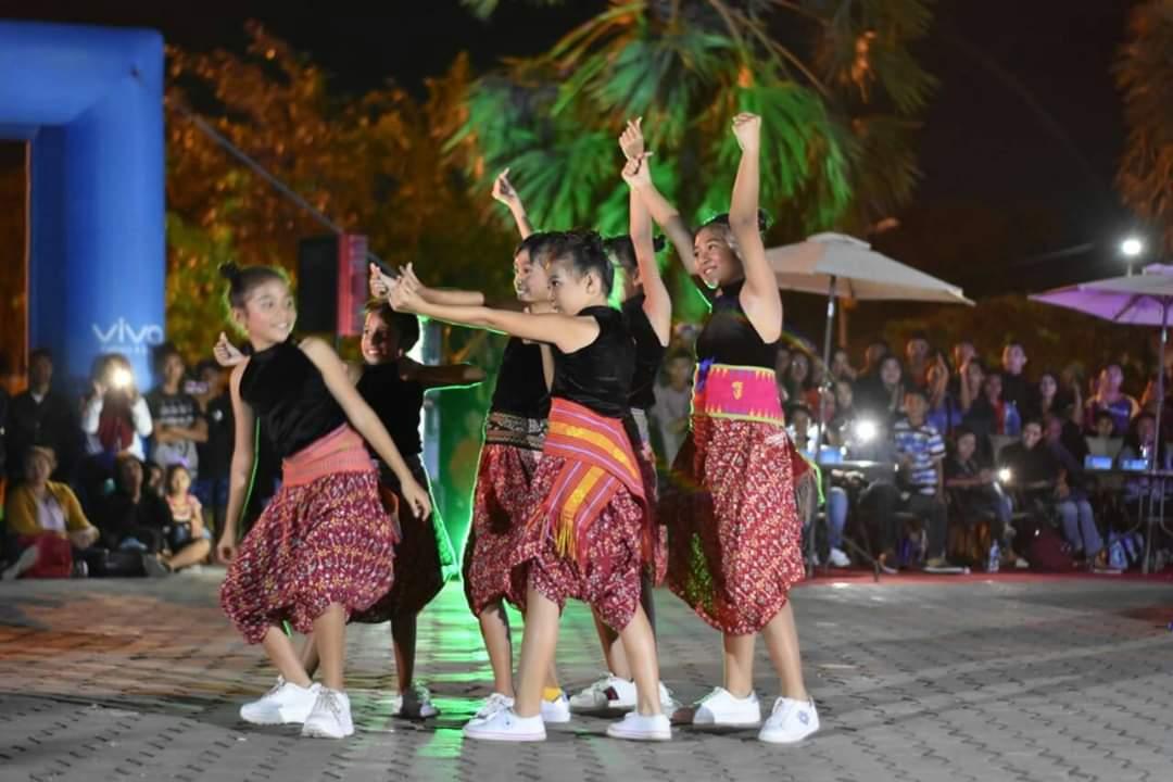 Lomba 'Dance' Warnai Dies Natalis  Ke-7 HMJ Pariwisata PNK